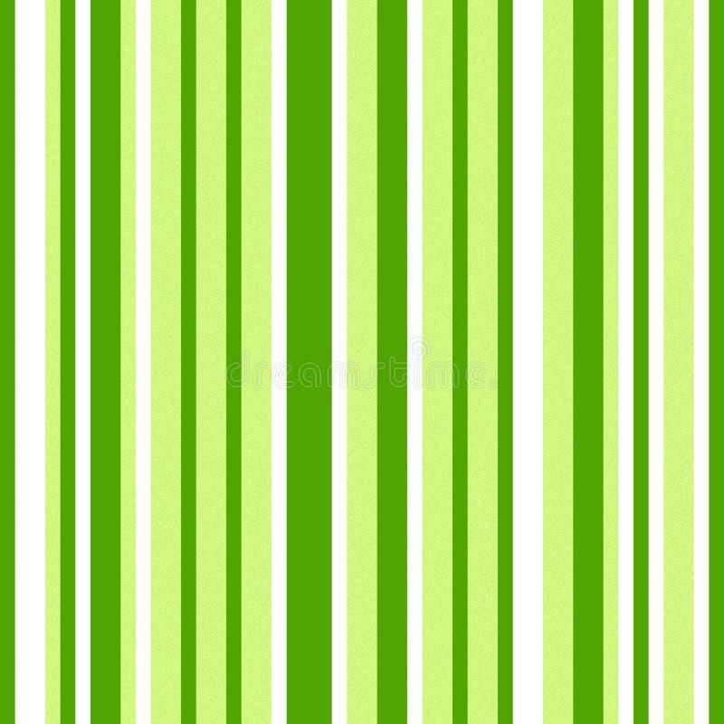 De Strepen van de groene munt vector illustratie