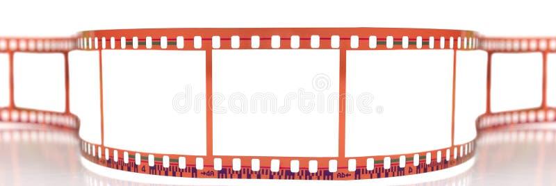 De Strook van de film royalty-vrije stock fotografie