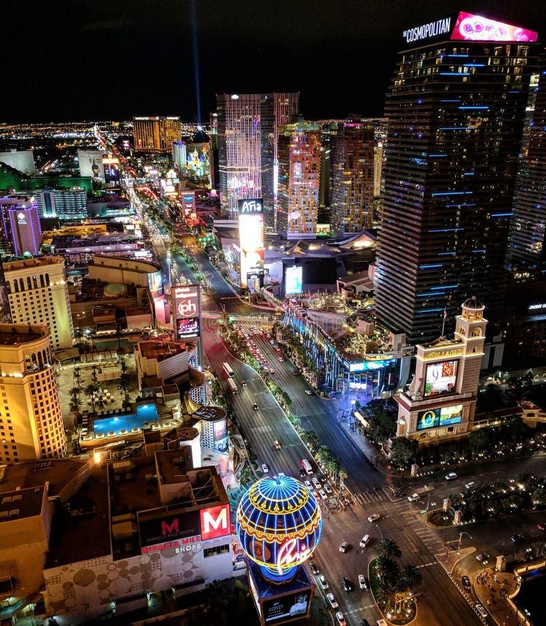De Strook van Vegas royalty-vrije stock fotografie