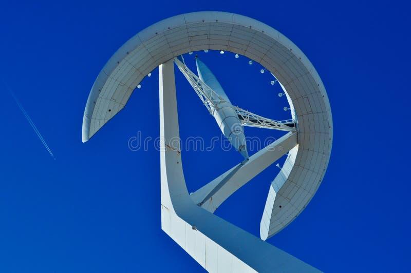 De structuur van de hemel stock fotografie