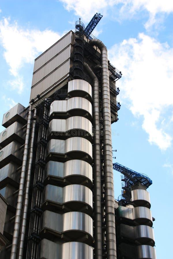 De structuur van Lloyds stock afbeelding