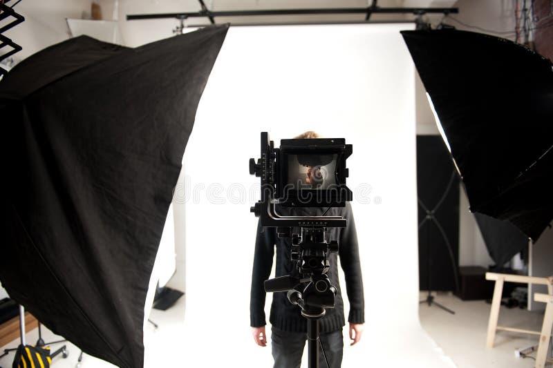 De studio van de foto stock foto
