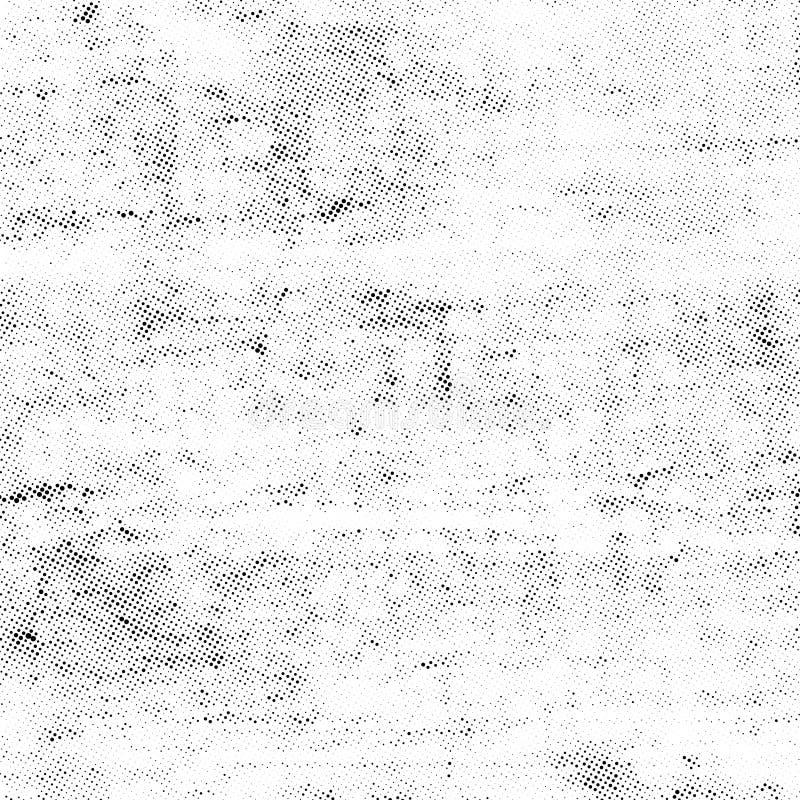 De subtiele halftone bekleding van de punten vectortextuur stock illustratie
