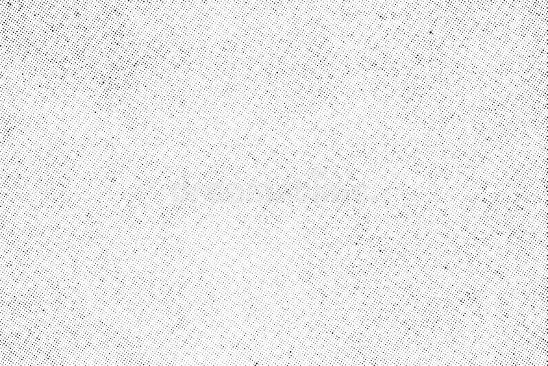 De subtiele halftone bekleding van de punten vectortextuur vector illustratie