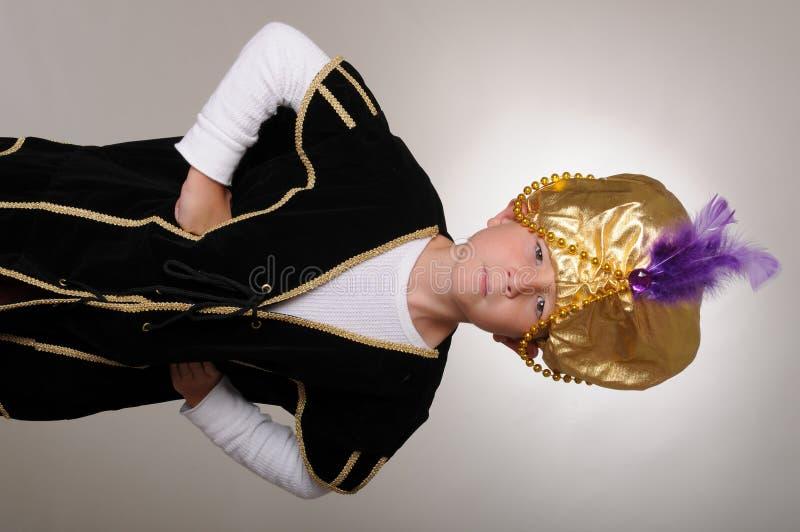 De sultan royalty-vrije stock afbeelding