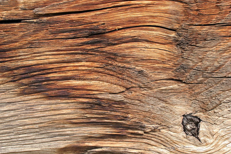 De superfície Textured do feixe velho do carvalho imagens de stock