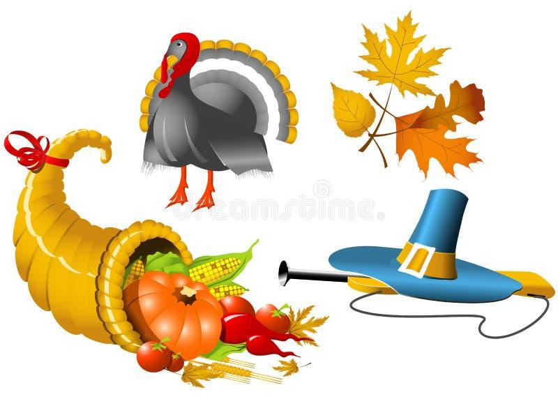 De Symbolen van de dankzegging
