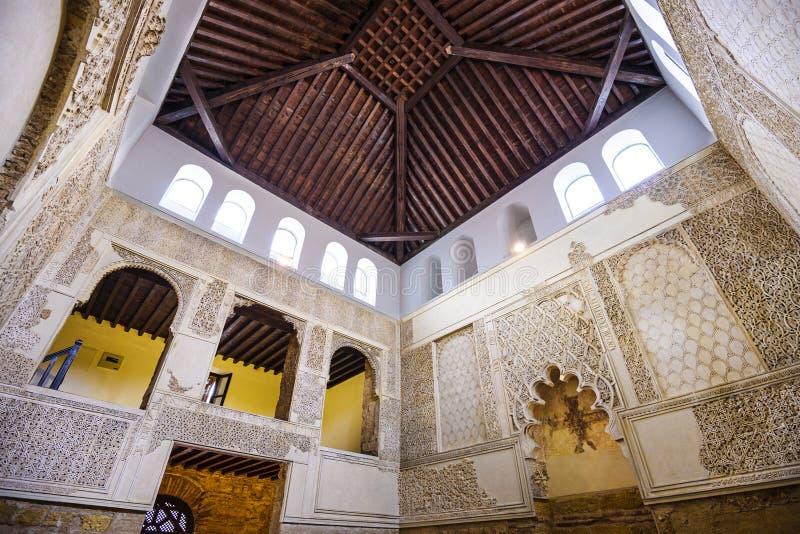 De Synagoge van Cordoba stock foto's