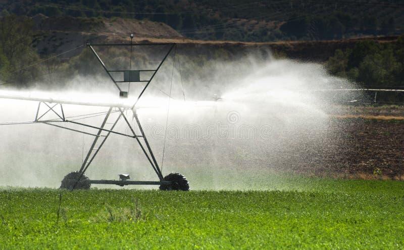 De Systemen van de irrigatie royalty-vrije stock afbeeldingen