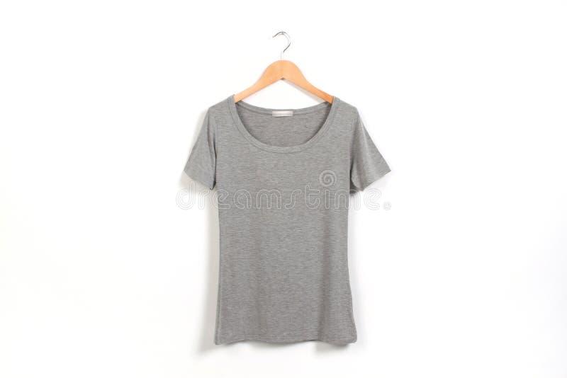 De T-shirt van dames royalty-vrije stock foto's