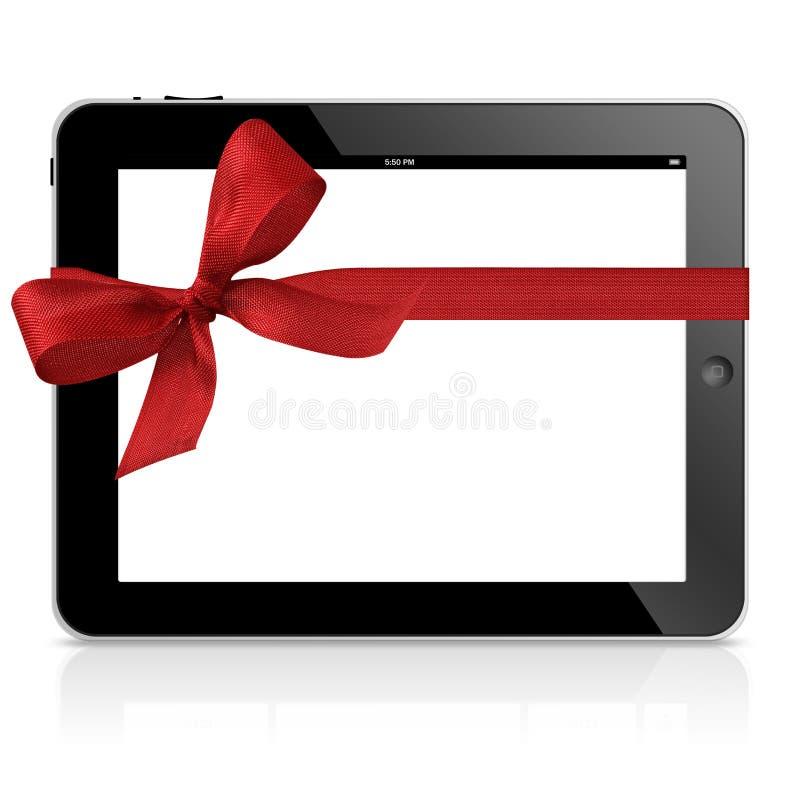 De tabletcomputer van Ipad royalty-vrije illustratie