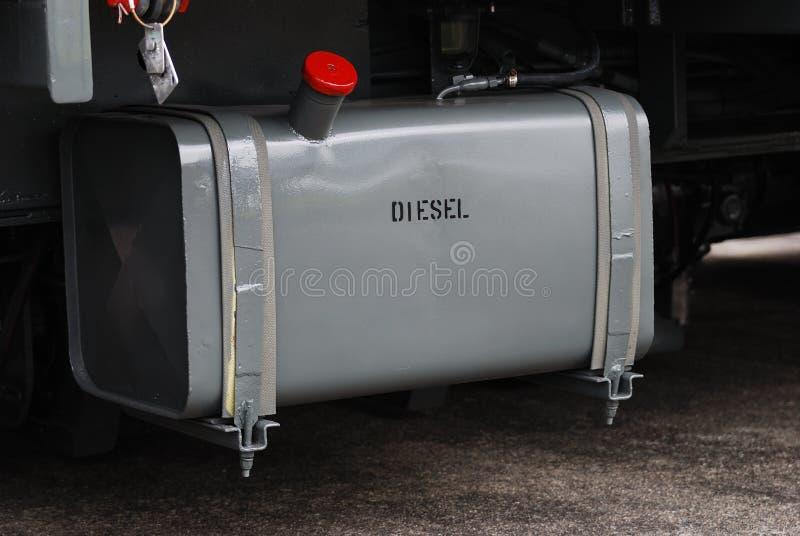 De Tank van de brandstof. stock fotografie