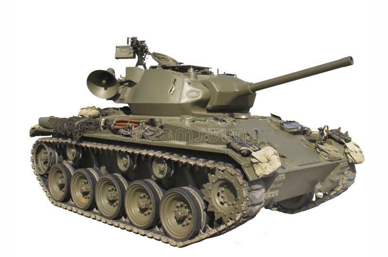 De Tank van het leger