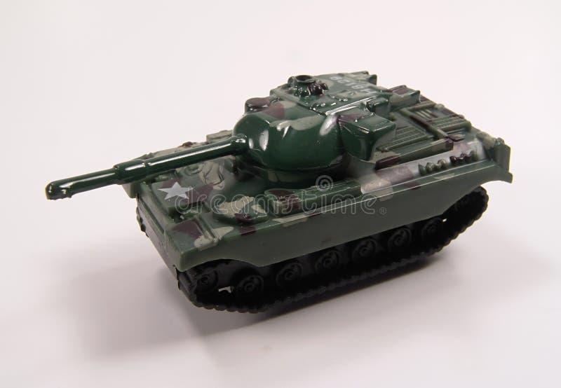 De Tank van het stuk speelgoed stock foto