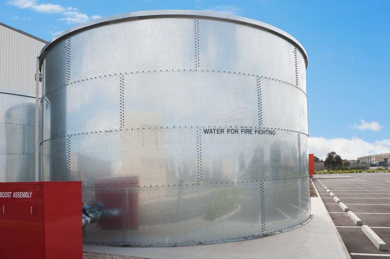 De tank van het water royalty-vrije stock foto