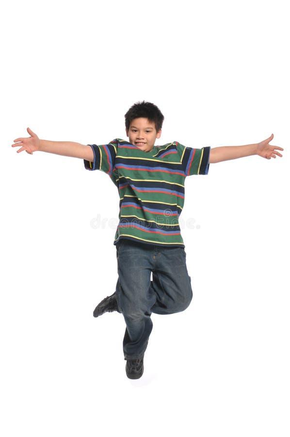 De tapdanser van het kind royalty-vrije stock fotografie