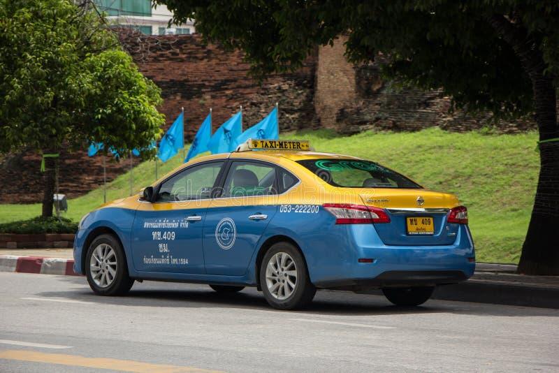 De Taxi Chiangmai van de greepstad royalty-vrije stock afbeelding