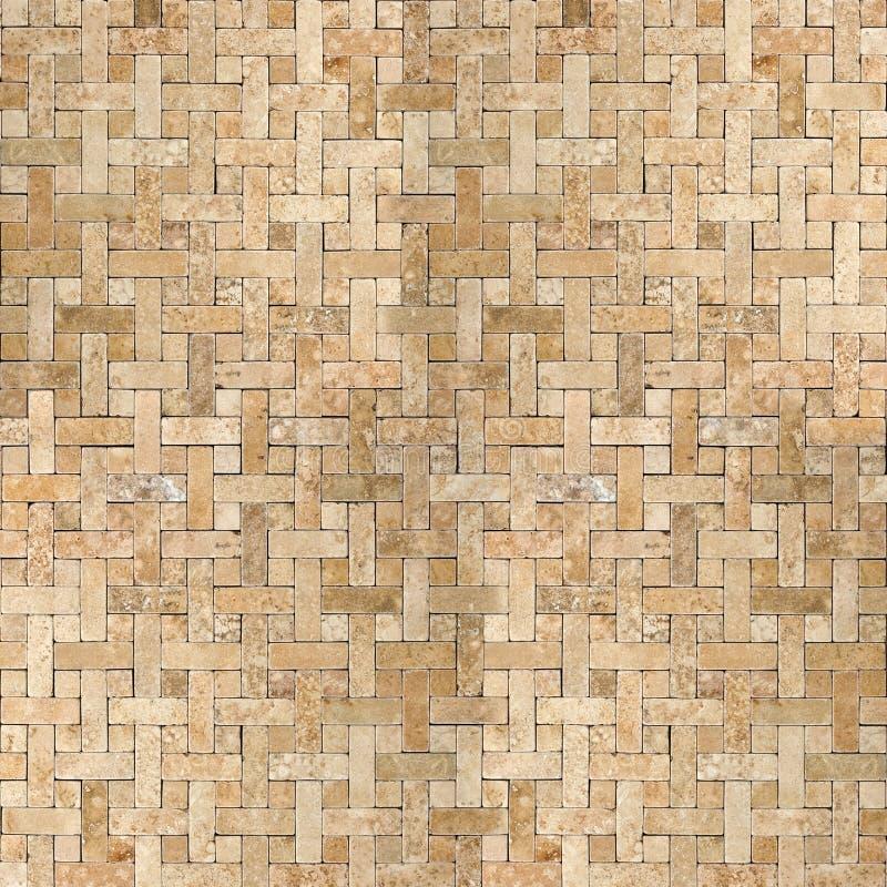 De tegelachtergrond van het mozaïek