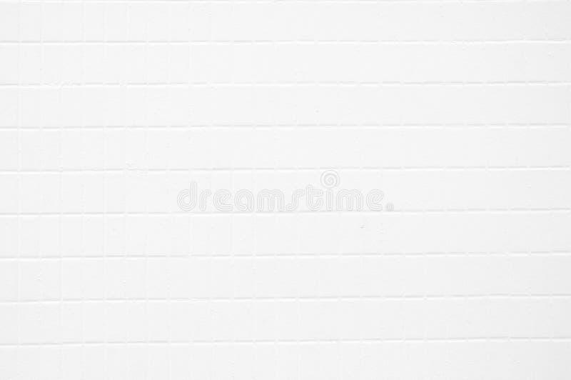 De Tegelsachtergrond van het close-up Witte Mozaïek stock foto's