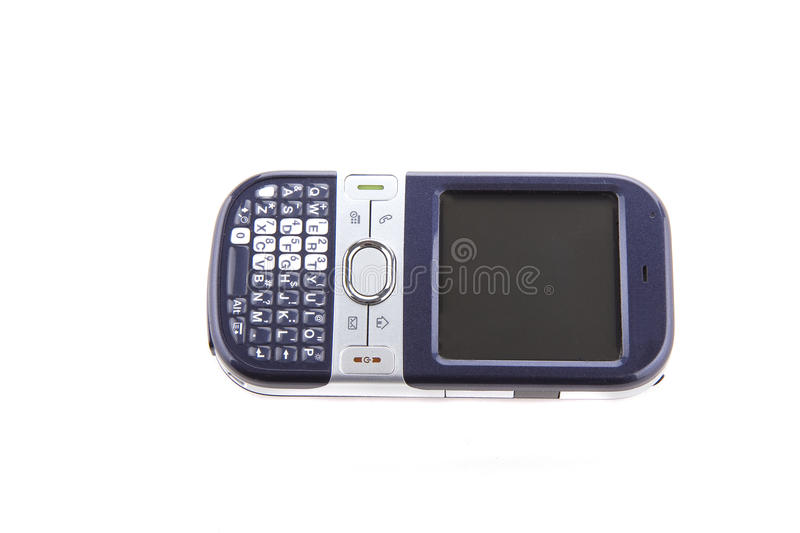 De Telefoon van de Cel PDA royalty-vrije stock afbeelding