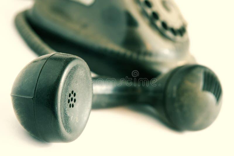 De telefoon van Grunge royalty-vrije stock afbeeldingen