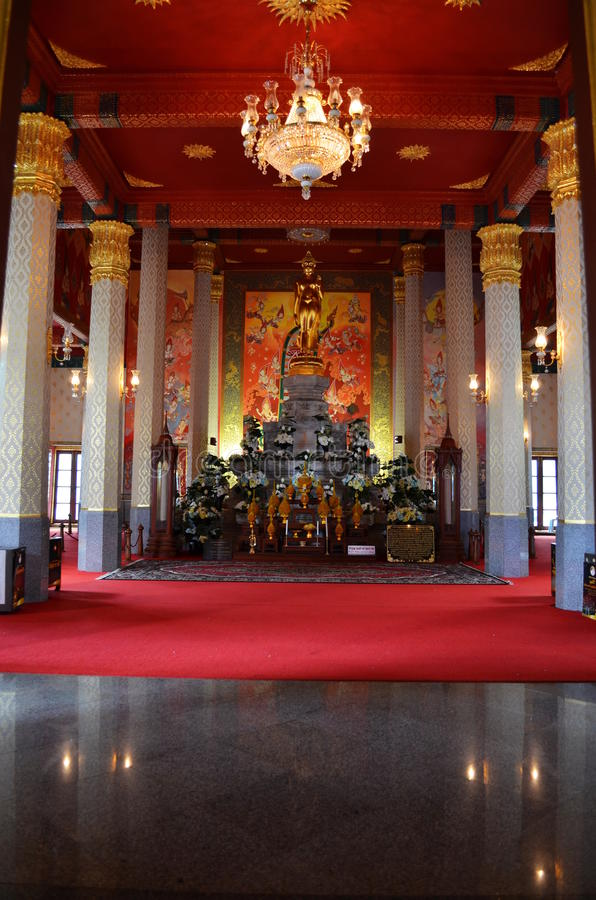 De Tempel Thailand stock foto's