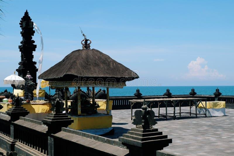 De tempel van de Partij van Tanah royalty-vrije stock afbeelding