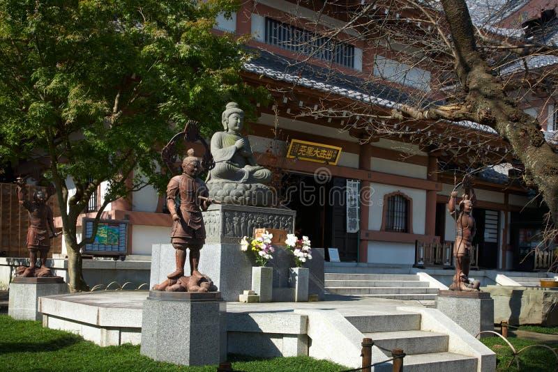 De Tempel van Hase stock afbeelding