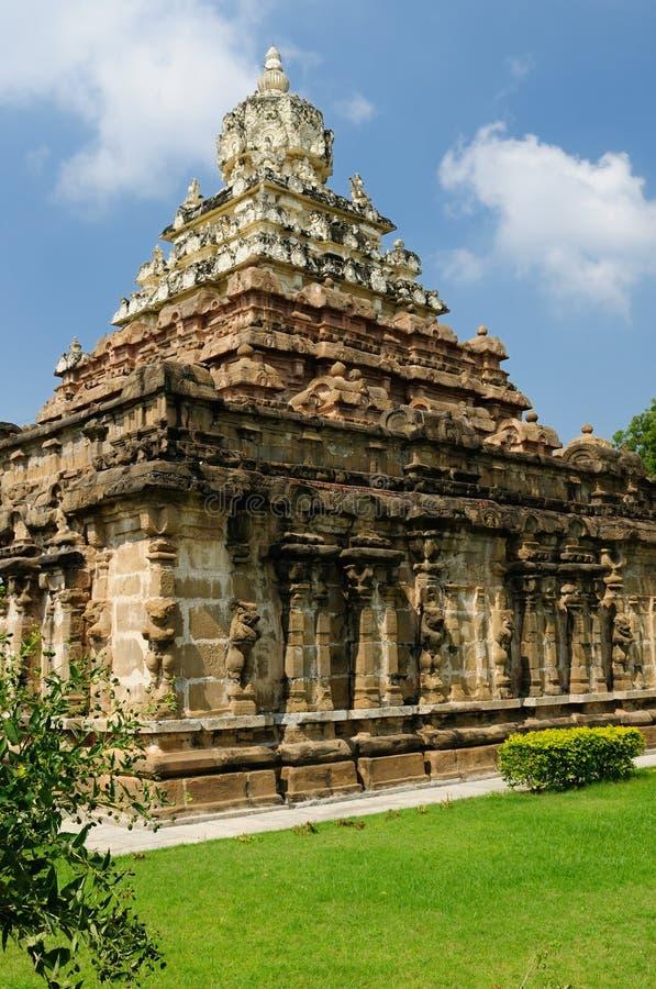 De Tempel van India - van Vaikunta Perumal royalty-vrije stock afbeeldingen