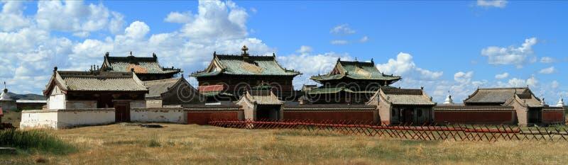 De Tempel van Karakorum royalty-vrije stock fotografie