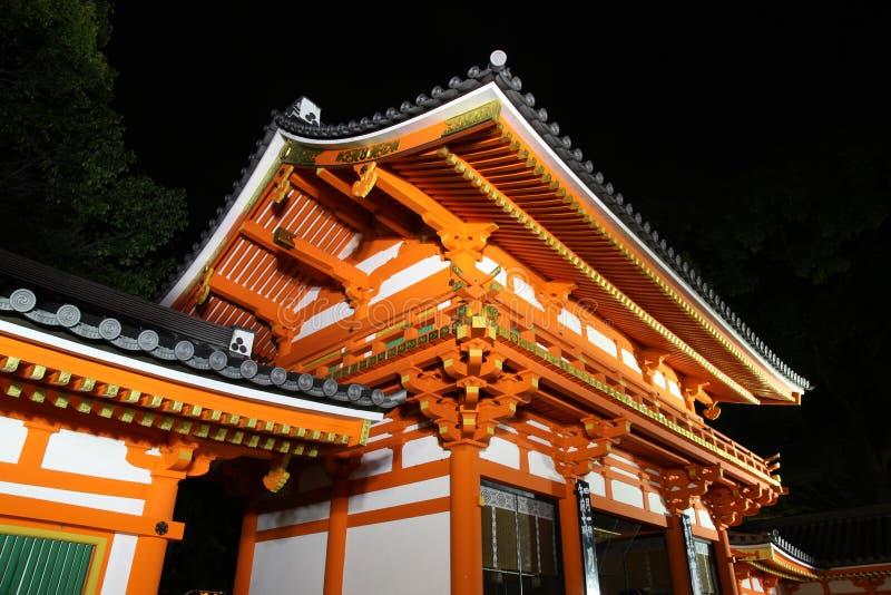 De tempel van Kyoto stock foto