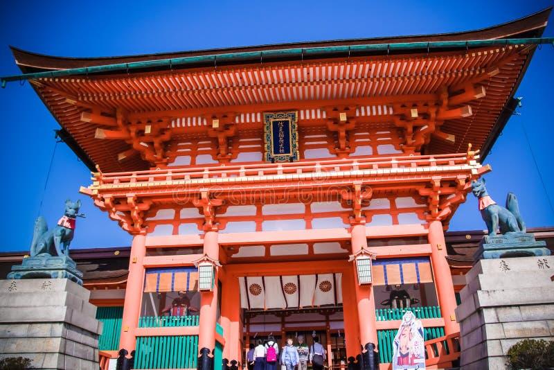 De Tempel van Kyoto royalty-vrije stock fotografie