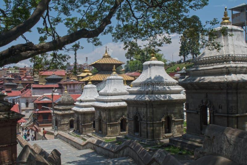 De Tempel van Lalitpurkatmandu Nepal stock afbeelding