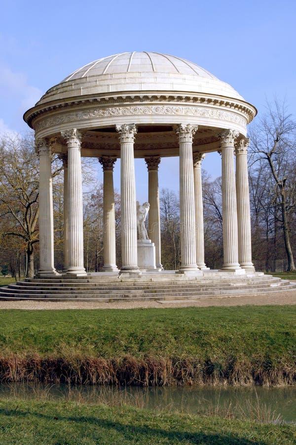De Tempel van Liefde - Versailles royalty-vrije stock afbeeldingen
