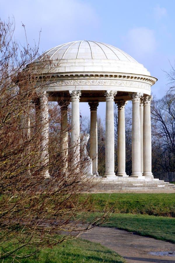 De Tempel van Liefde - Versailles royalty-vrije stock afbeelding