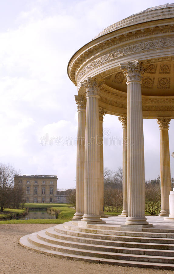 De Tempel van Liefde - Versailles royalty-vrije stock foto's