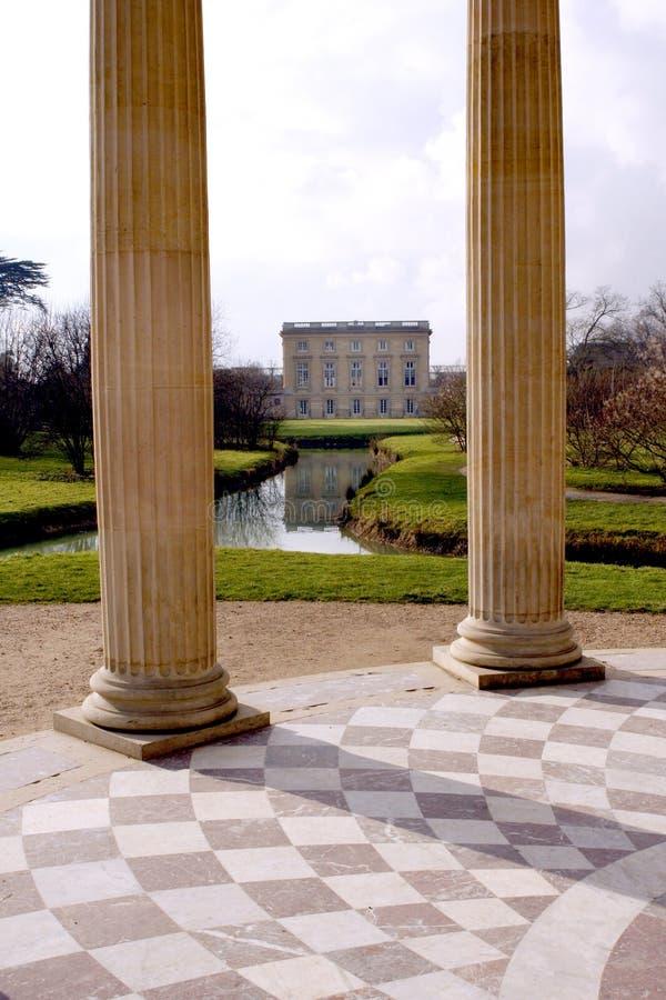 De Tempel van Liefde - Versailles stock fotografie