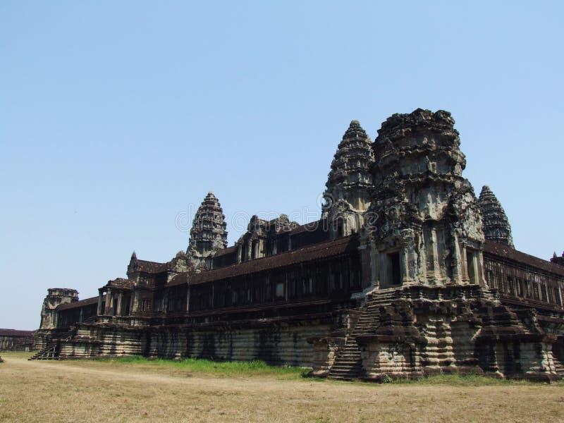 De tempel van mysticusangkor Wat royalty-vrije stock fotografie