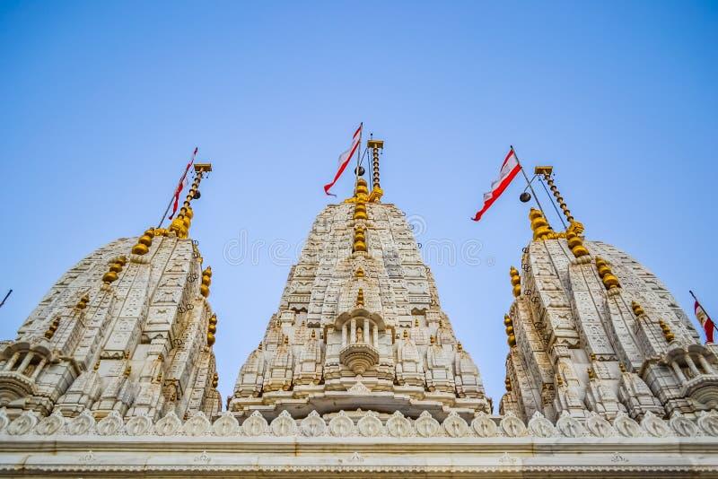 De Tempel van Narayan van Swami stock afbeeldingen