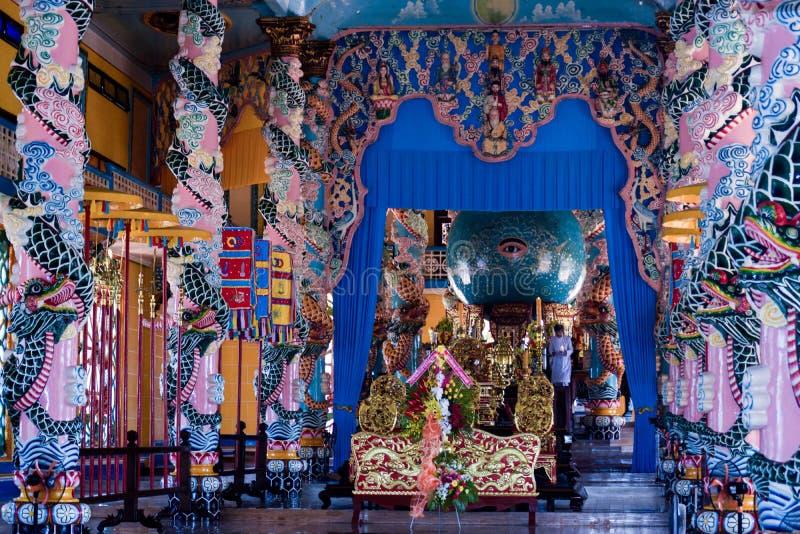 De tempel van Ta Prohm royalty-vrije stock afbeelding