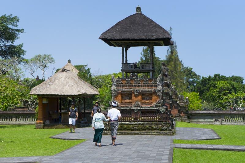 De Tempel van Taman Ayun van Pura royalty-vrije stock fotografie