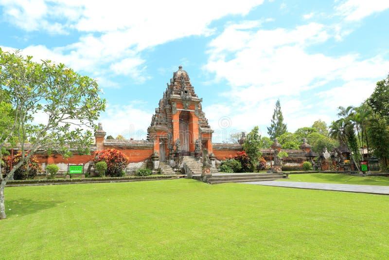 De Tempel van Tamanayun (Pura Taman Ayun) royalty-vrije stock fotografie
