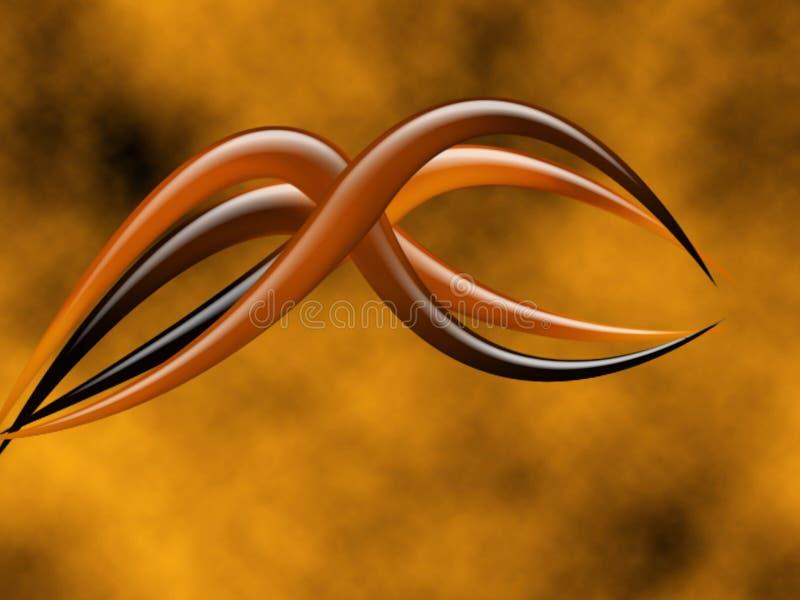 De tentacules étranges illustration stock