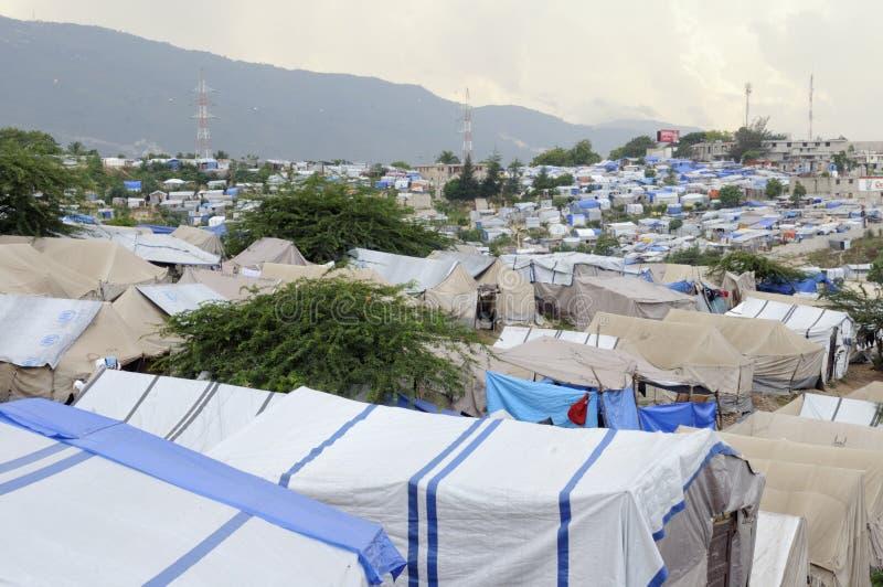 De tenten. stock fotografie