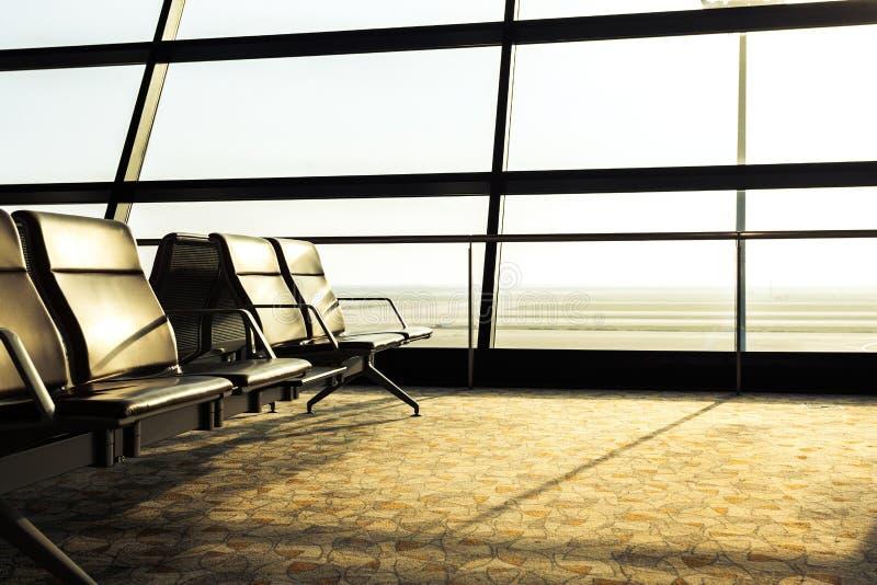 De Terminal van de luchthaven stock fotografie