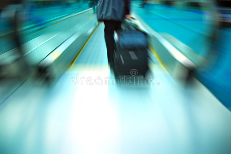 De Terminal van de luchthaven royalty-vrije stock foto's