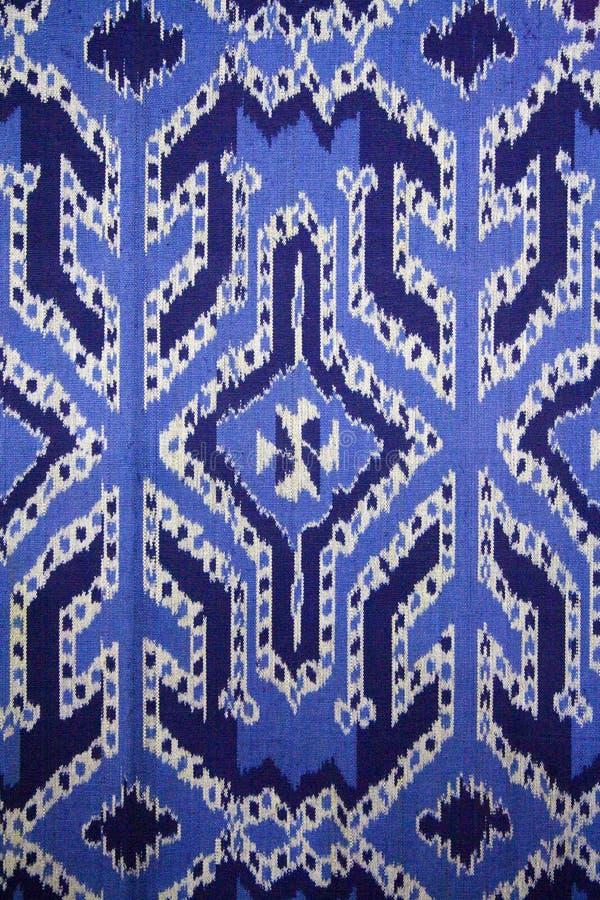 De textiel van Torajan stock foto