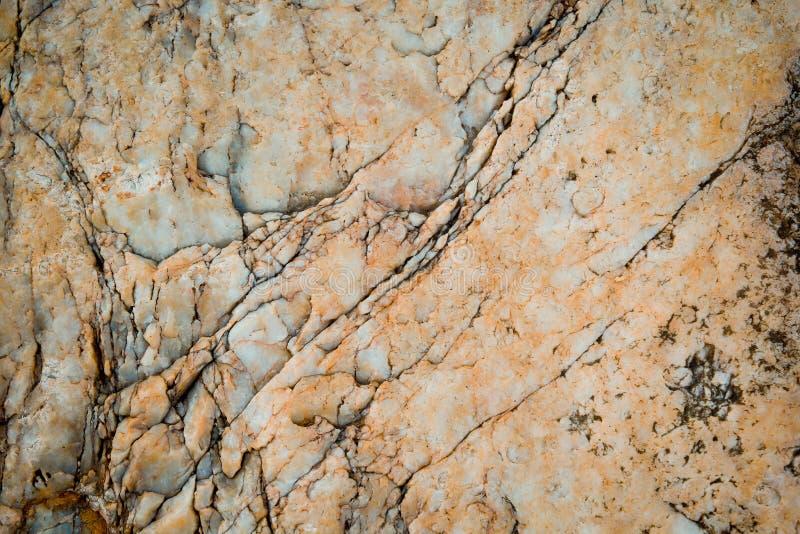 De texturen van de rotssteen stock foto