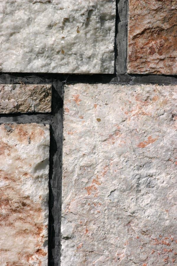 De texturen van de steen stock fotografie