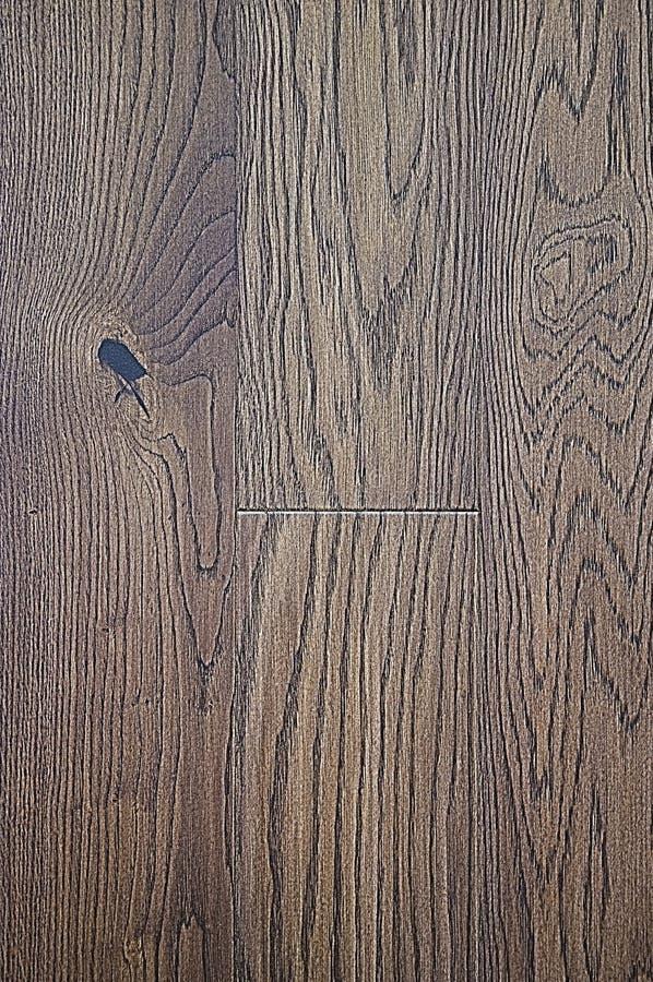 De texturen van houten raad, van eik Grijze achtergrond stock fotografie